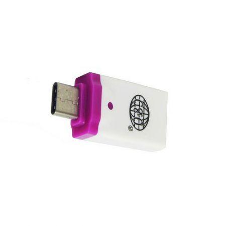 Переходник OTG для телефона USB Type-C