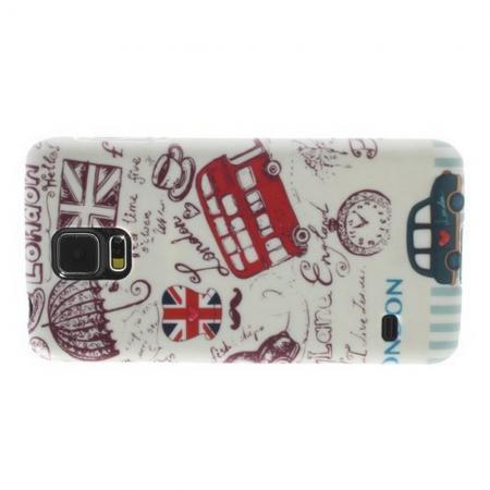 Пластиковый с Рисунком Чехол для Samsung Galaxy S5 Лондон