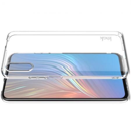 Пластиковый Жесткий Прозрачный Корпус IMAK Чехол для Huawei Honor 9X