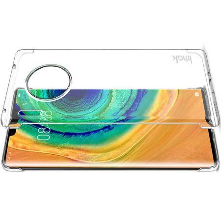 Пластиковый Жесткий Прозрачный Корпус IMAK Чехол для Huawei Mate 30 Pro