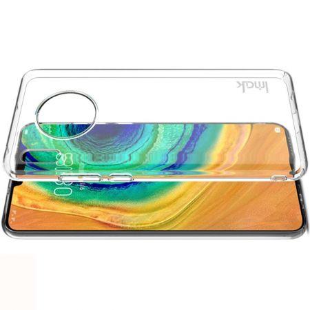 Пластиковый Жесткий Прозрачный Корпус IMAK Чехол для Huawei Mate 30