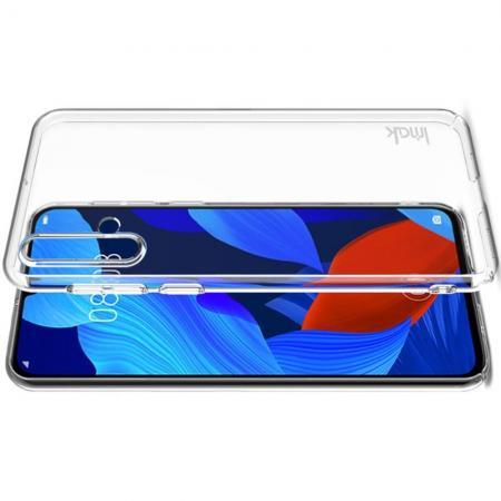 Пластиковый Жесткий Прозрачный Корпус IMAK Чехол для Huawei Nova 5