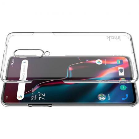 Пластиковый Жесткий Прозрачный Корпус IMAK Чехол для OnePlus 7 Pro