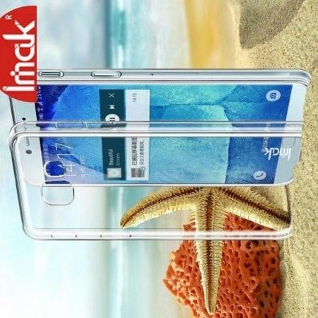 Пластиковый Жесткий Прозрачный Корпус IMAK Чехол для Samsung Galaxy A5 2017 SM-A520F