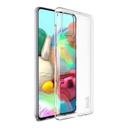 Пластиковый Жесткий Прозрачный Корпус IMAK Чехол для Samsung Galaxy A51