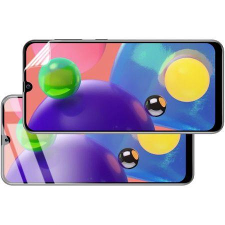 Пластиковый Жесткий Прозрачный Корпус IMAK Чехол для Samsung Galaxy A70s