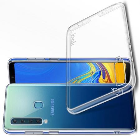 Пластиковый Жесткий Прозрачный Корпус IMAK Чехол для Samsung Galaxy A9 2018 SM-A920F