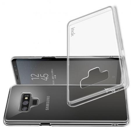 Пластиковый Жесткий Прозрачный Корпус IMAK Чехол для Samsung Galaxy Note 9