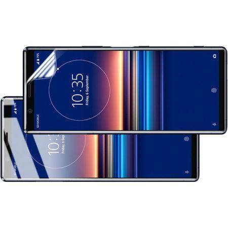 Пластиковый Жесткий Прозрачный Корпус IMAK Чехол для Sony Xperia 5