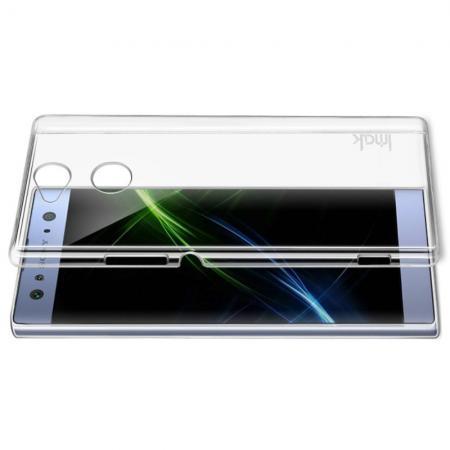Пластиковый Жесткий Прозрачный Корпус IMAK Чехол для Sony Xperia XA2