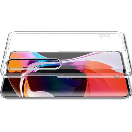 Пластиковый Жесткий Прозрачный Корпус IMAK Чехол для Xiaomi Mi 10 / Mi 10 Pro / 10 Pro