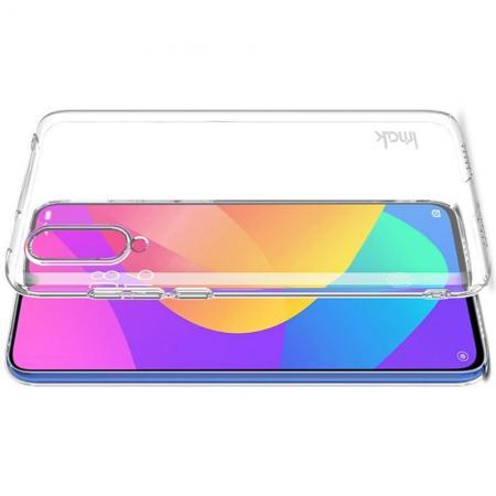 Пластиковый Жесткий Прозрачный Корпус IMAK Чехол для Xiaomi Mi CC9