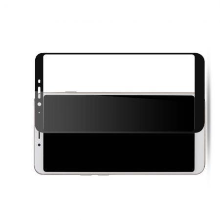 Полноэкранное Закаленное Олеофобное DF Full Screen Защитное Стекло Черное для Meizu E3
