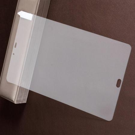 Полноэкранное Закаленное Олеофобное Full Screen Защитное Стекло Черное для Xiaomi Mi Pad 4 Plus