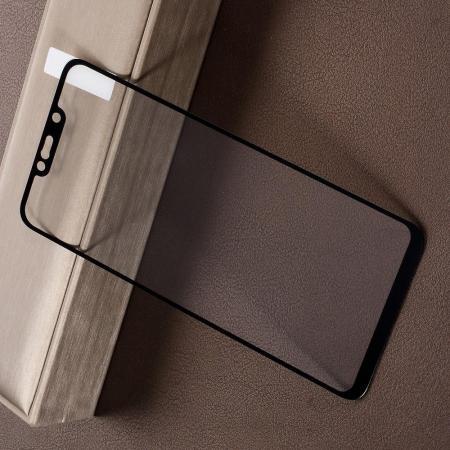 Полноэкранное Закаленное Олеофобное DF Full Screen Защитное Стекло ое для Huawei Mate 20 Lite