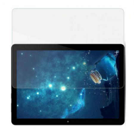 Закаленное Олеофобное DF Full Screen Защитное Стекло Прозрачное для Huawei MediaPad M5 Lite 8