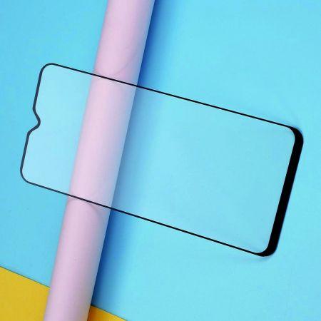 Полноэкранное Закаленное Олеофобное DF Full Screen Защитное Стекло Прозрачное для Samsung Galaxy M30s