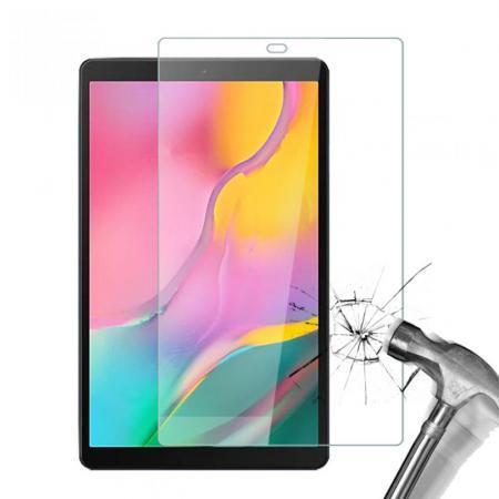Полноэкранное Закаленное Олеофобное DF Full Screen Защитное Стекло Прозрачное для Samsung Galaxy TAB A 10.1 2019 SM-T515 SM-T510