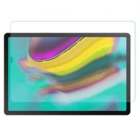 Закаленное Олеофобное DF Full Screen Защитное Стекло для Samsung Galaxy Tab S5e SM-T720 SM-T725