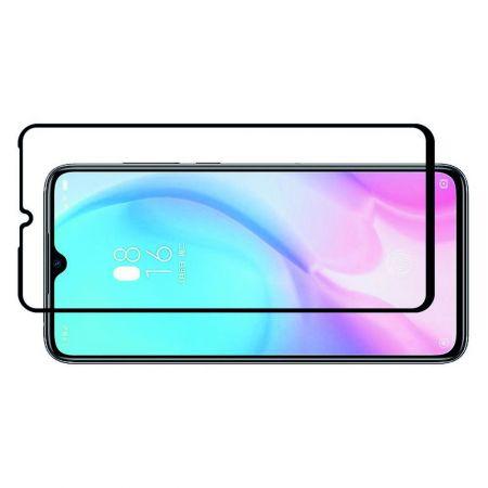 Полноэкранное Закаленное Олеофобное DF Full Screen Защитное Стекло Прозрачное для Xiaomi Mi 9 Lite