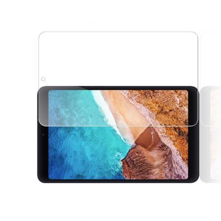 Полноэкранное Закаленное Олеофобное Full Screen Защитное Стекло Прозрачное для Xiaomi Mi Pad 4