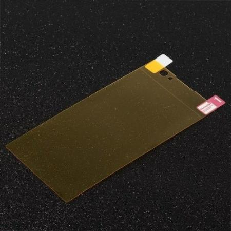 Силиконовая TPU Full Cover Red Line Защитная Пленка на Изогнутый Экран Sony Xperia XA2