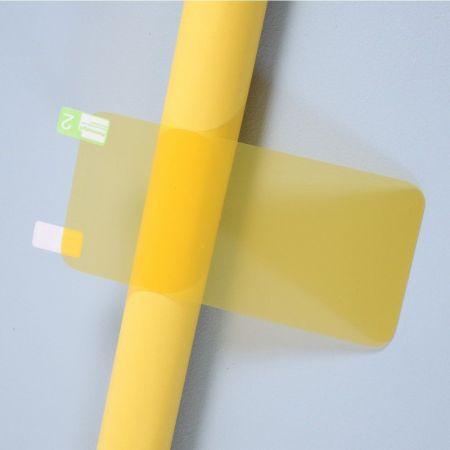 Силиконовая TPU Full Cover Защитная Пленка на Изогнутый Экран iPhone 12 mini Полное Покрытие