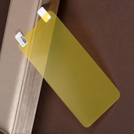 Силиконовая TPU Full Cover Защитная Пленка на Изогнутый Экран Samsung Galaxy S10e Полное Покрытие
