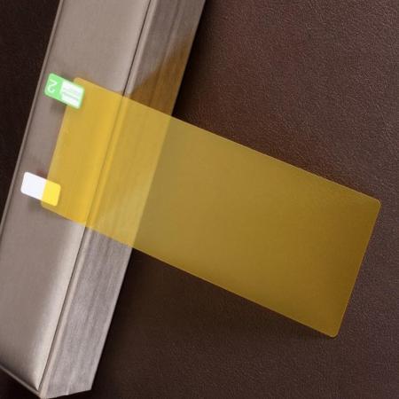 Силиконовая TPU Full Cover Защитная Пленка на Изогнутый Экран Sony Xperia 10 Полное Покрытие
