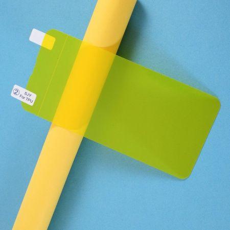 Силиконовый Чехол для Магнитного Держателя с Кольцом для Пальца Подставкой для Huawei P40 Прозрачный