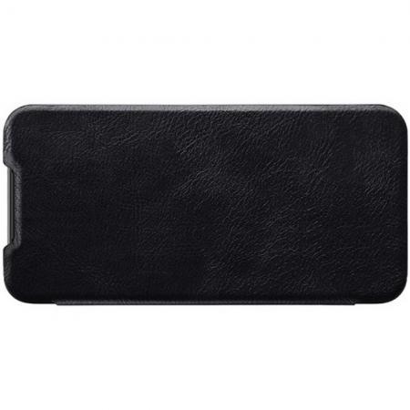 Тонкий Флип NILLKIN Qin Чехол Книжка для Xiaomi Mi 9 SE Черный