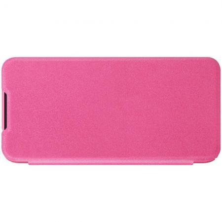 Тонкий Флип NILLKIN Sparkle Горизонтальный Боковой Чехол Книжка для Xiaomi Redmi Note 7 / Note 7 Pro Розовый