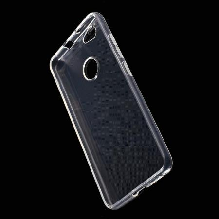 Тонкий TPU Бампер Силиконовый Чехол для Huawei Nova