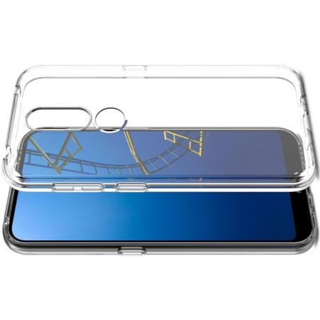 Тонкий TPU Бампер Силиконовый Чехол для Nokia 4.2