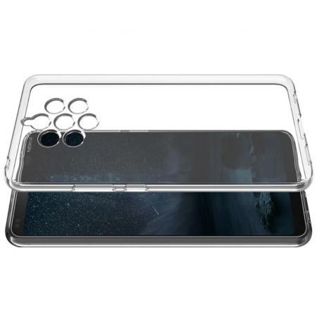 Тонкий TPU Бампер Силиконовый Чехол для Nokia 9 PureView