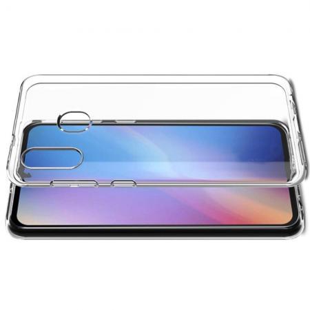 Тонкий TPU Бампер Силиконовый Чехол для Samsung Galaxy A20e