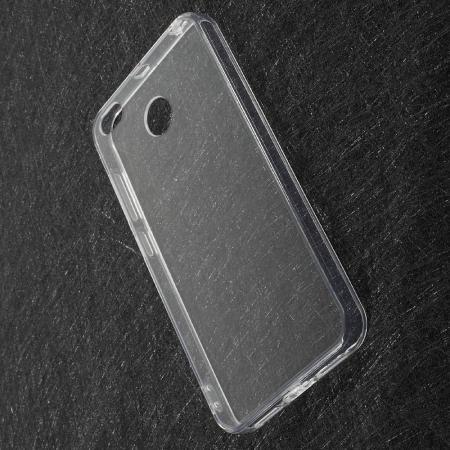 Тонкий TPU Бампер Силиконовый Чехол для Xiaomi Redmi 4X
