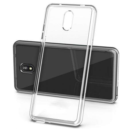 Тонкий TPU Бампер Силиконовый Чехол для Xiaomi Redmi 8A Прозрачный