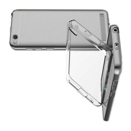 Тонкий TPU Бампер Силиконовый Чехол для Xiaomi Redmi Go