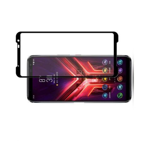 Ультра прозрачная глянцевая защитная пленка для экрана Asus ROG Phone 3 ZS661KS