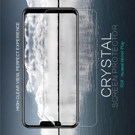 Ультра прозрачная глянцевая защитная пленка для экрана Huawei Honor Play