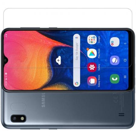 Ультра прозрачная глянцевая защитная пленка для экрана Samsung Galaxy A10