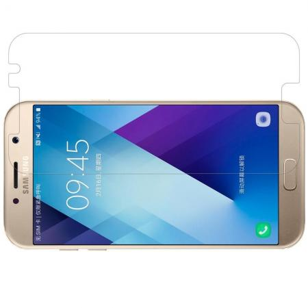 Ультра прозрачная глянцевая защитная пленка для экрана Samsung Galaxy A5 2017 SM-A520F