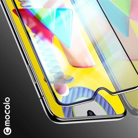 Ультра прозрачная глянцевая защитная пленка для экрана Samsung Galaxy M31