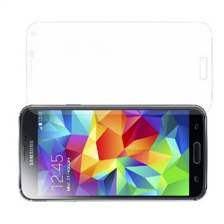 Ультра прозрачная глянцевая защитная пленка для экрана Samsung Galaxy S5 Mini