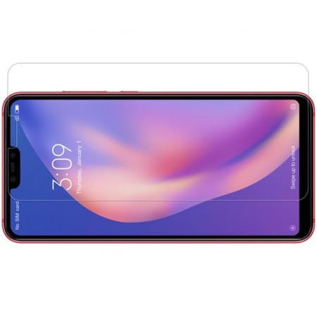 Ультра прозрачная глянцевая защитная пленка для экрана Xiaomi Mi 8 Lite
