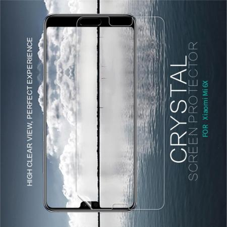 Ультра прозрачная глянцевая защитная пленка для экрана Xiaomi Mi A2 / Mi 6X