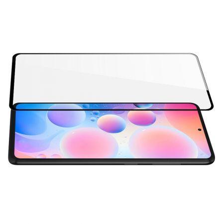 Ультра прозрачная глянцевая защитная пленка для экрана Xiaomi POCO F3