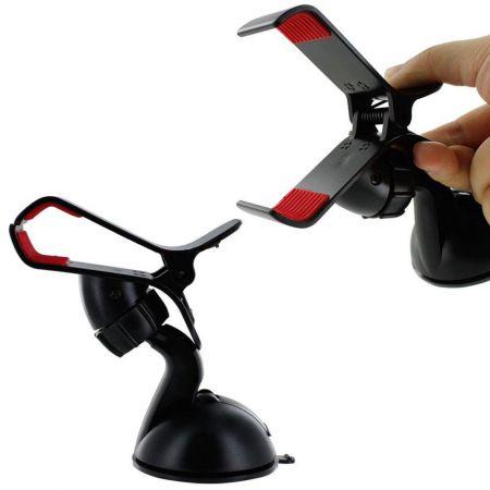 Универсальный держатель для лобового стекла автомобиля для телефона