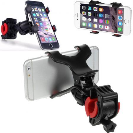 Универсальный держатель крепление для телефона на руль велосипеда 360°